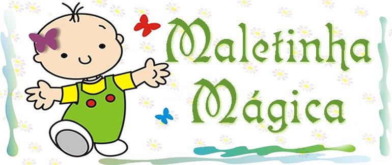 Maletinha mágica