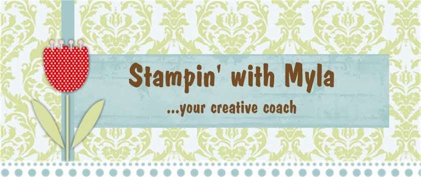 Stampin' with Myla
