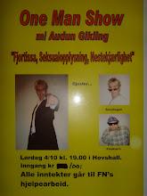 "Showplakat ""Fjortizzer & seksualopplysning"""