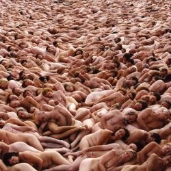 ... all over the world have been baring their bodies for peace. Nude peace ...