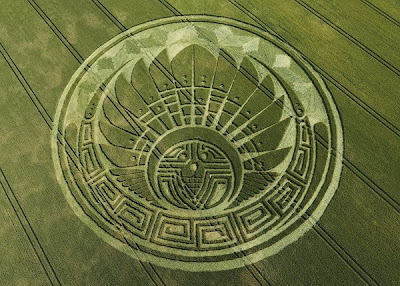 2012, Crop Circles The Mayan Connection