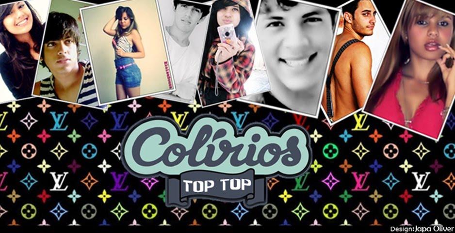 TOP TOP COLÍRIOS