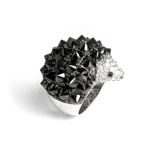 [hedgehog+ring]