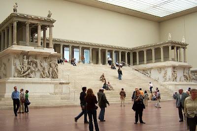 Berlino Altare Pergamo