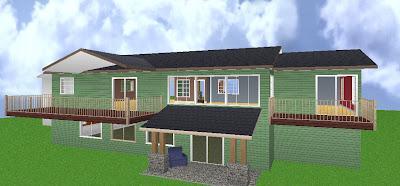Greengate Ranch Remodel June 2009