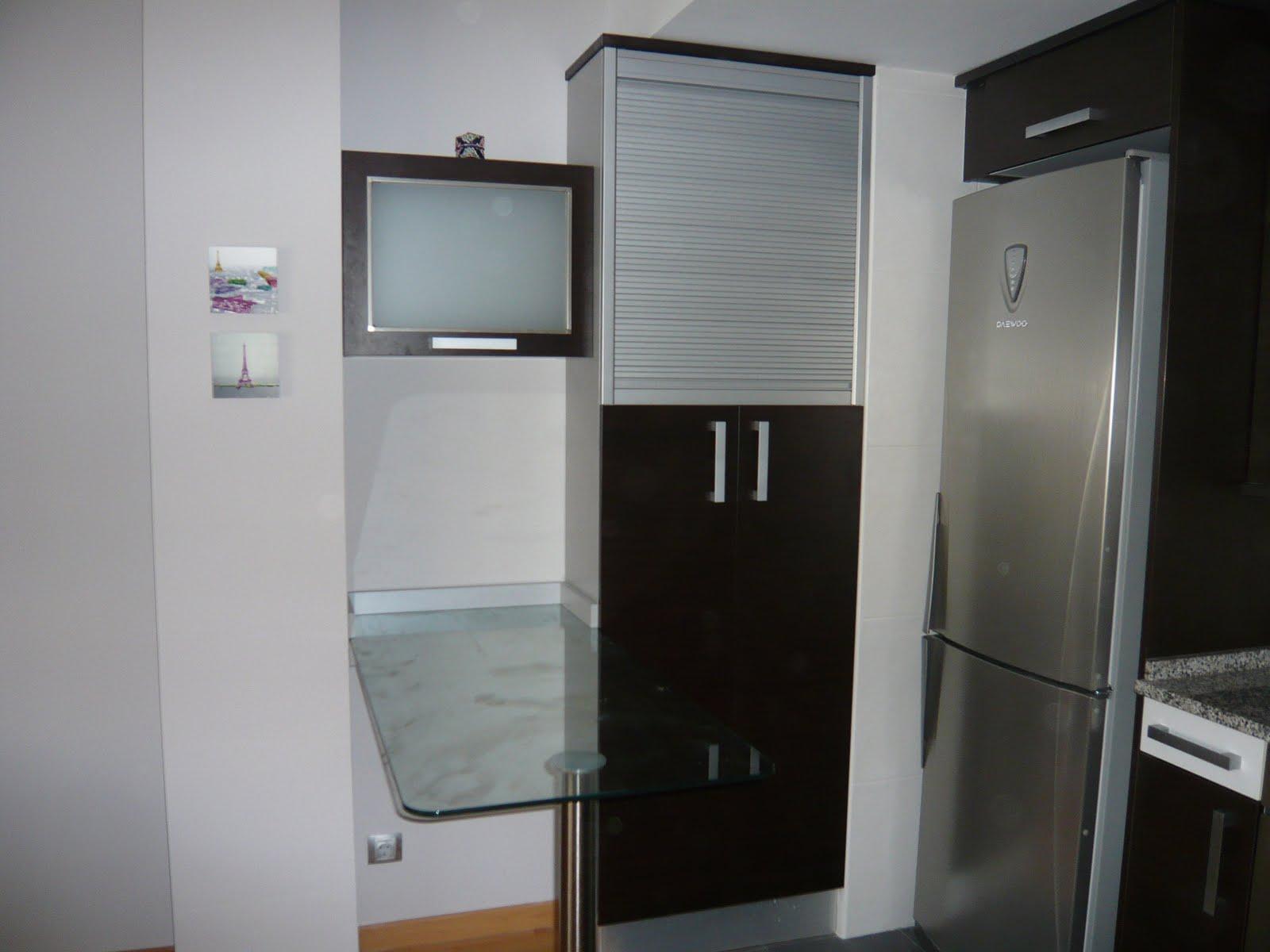 Reuscuina ampliacion muebles de cocina for Muebles de cocina xoane
