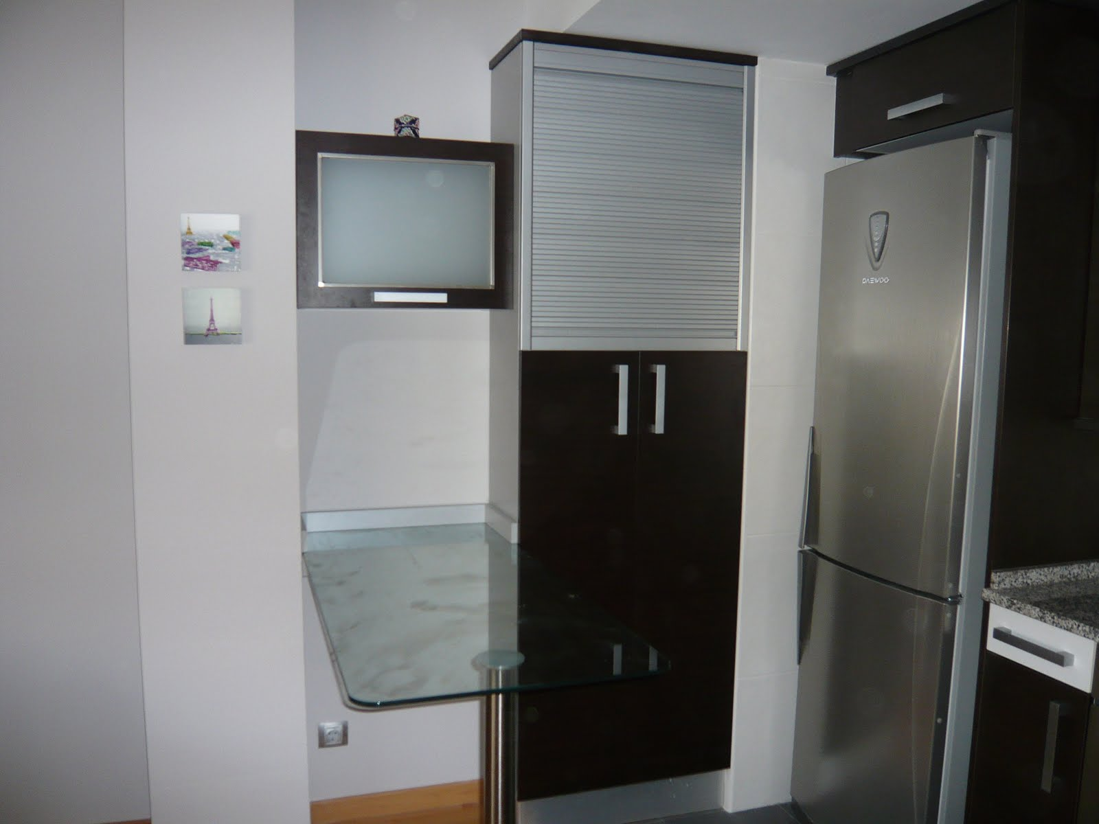 Reuscuina ampliacion muebles de cocina - Persiana mueble cocina ...