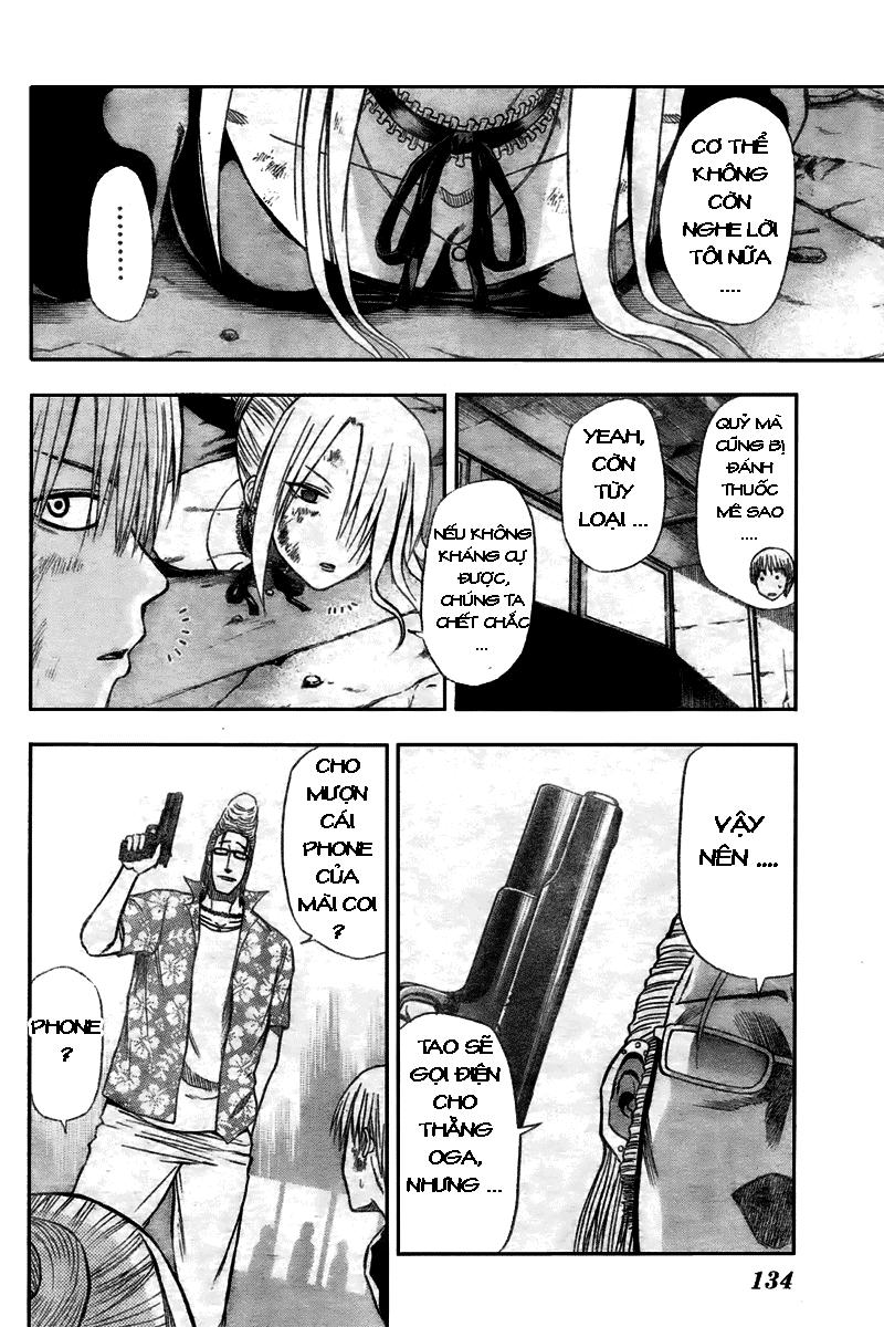 Beelzebub - Vua Quỷ chap 8