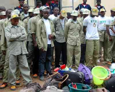 a fake nysc camp