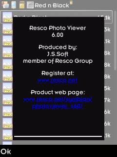 Поклонников не может порадовать обновление приложения, Resco photo viewer 6