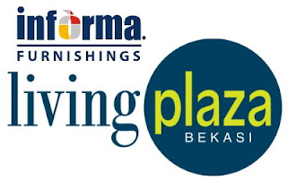 Acara soft opening Informa Furnishings di Living Plaza Bekasi 31 Juli 2010.
