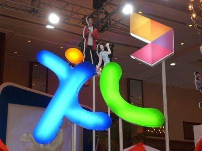 Kualitas Layanan 3G dari XL Axiata. Logo baru XL Axiata. Berita terbaru tentang XL 3G.