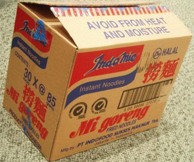 Indomie ditarik dari peredaran karena dianggap mengandung zat pengawet berbahaya di Taiwan.