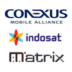 Promo Matrix akses roaming internet di luar negeri. Cara setting Matrix roaming internet unlimited di luar negeri. Daftar operator seluler anggota Conexus Mobile Alliance di Asia.