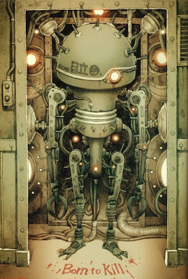 Sci-Fi Illustrations