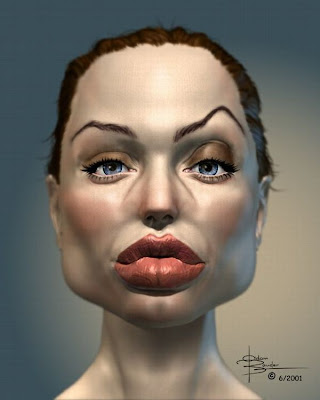 Funny Caricatury Art Of Great Personality Seen On www.coolpicturegallery.net