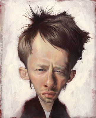 Funny Caricatures Art