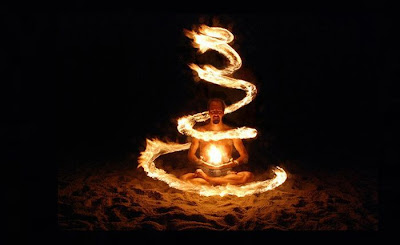 Dangerous Art Of Fire Dancing