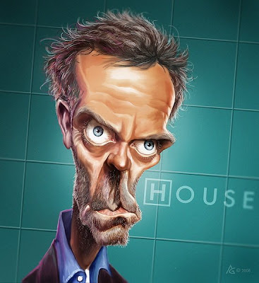 Funny Celebrities Cartoons By Anthony Geoffroy
