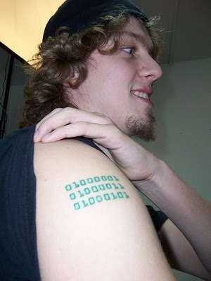 Creative Technological Body Tattoos