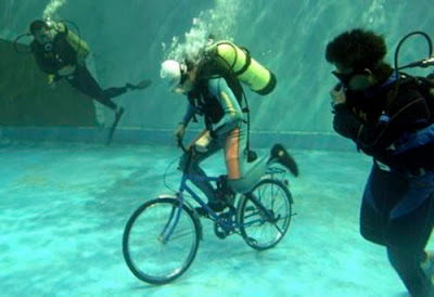 Unbelievable Underwater Sports Pictures