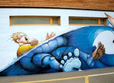 Beautiful Street Art Creativity