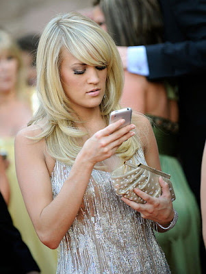 Celebrities Are iPhone Freak