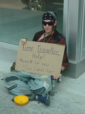 Funny Beggars With Funny Signs