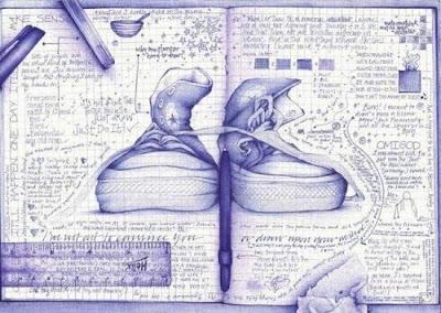 Creative Pencil Sketch