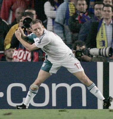 10 Funny Football Goal Celebrations