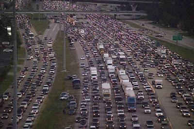 12 Unbelievable Traffic Jams