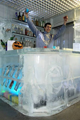 Incredible Russian Night Club And Ice Bar Seen On  www.coolpicturegallery.us