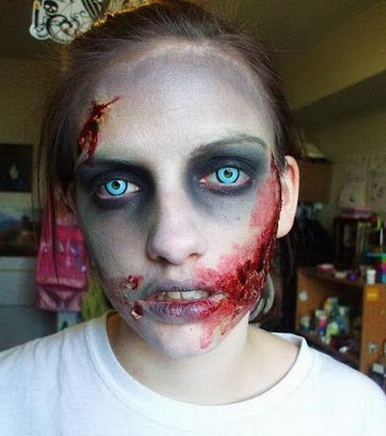 Realistic Zombie Makeover