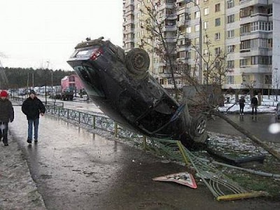 Hilarious Collection Of  Accident