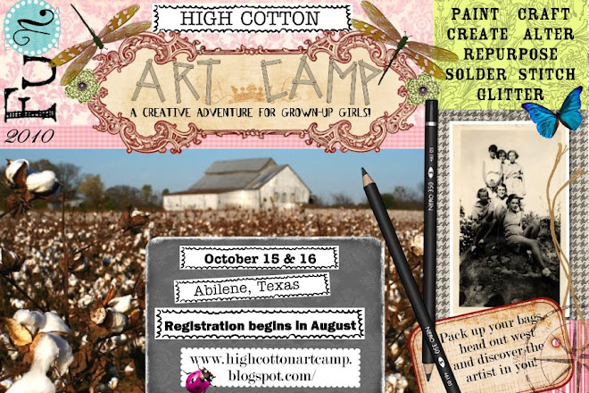 High Cotton Art Camp