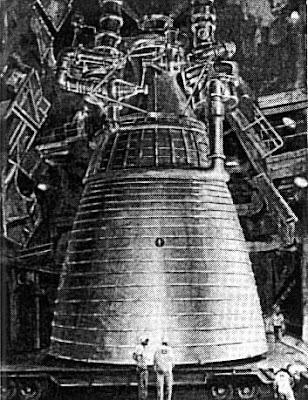 Amateur rocket engines thank for