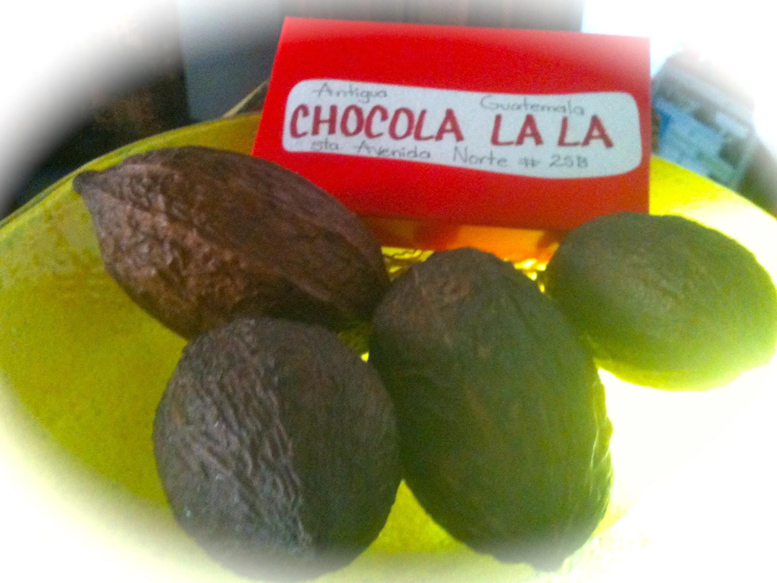 Guatemalan Chocolate, just got to get some! | spaswinefood