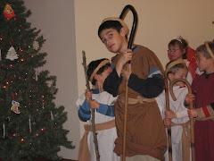 Christmas Shephard