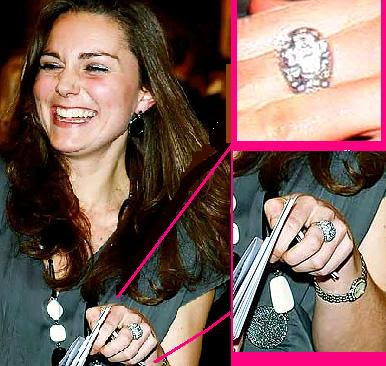 kate middleton engagement picture. kate middleton engagement