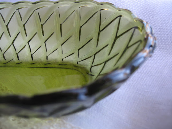 Have you heard of Depression glass?