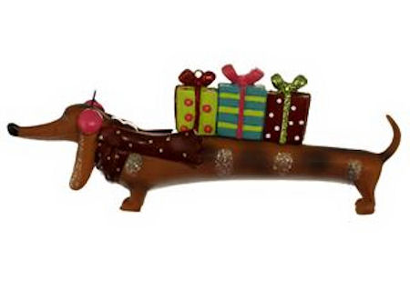 dachshund rescue of north america offers up about 10 different styles of dachshund christmas tree ornaments prices start at just 12