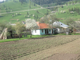 Countryside of Romania