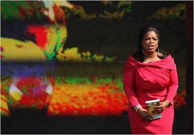 oprah winfrey essay