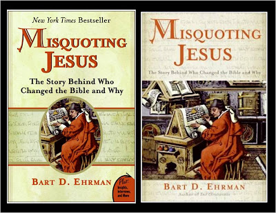 misquoting thesis Dr bart ehrman, author of 'misquoting jesus,' claims that the new testament has been altered by scribes and religious leaders however, his claim does not hold up to scholarly examination.