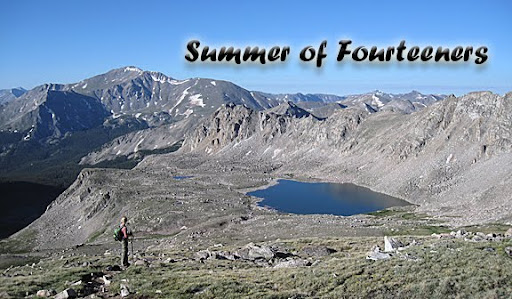 Summer of Fourteeners