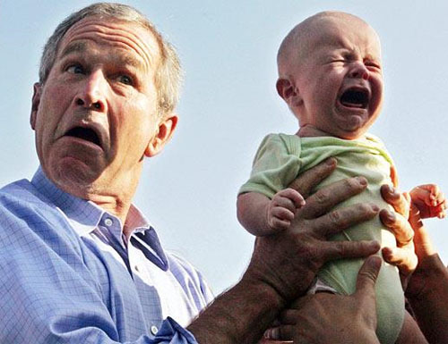 George W Bush Funny Quotes