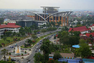 Central Pekanbaru - Riau Capital