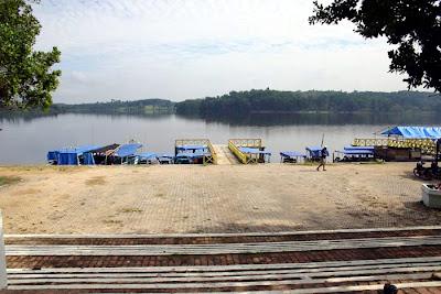 Danau Buatan Pekanbaru Riau
