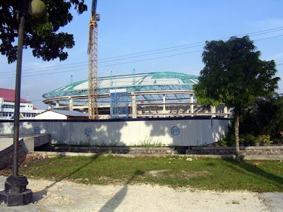 Gedung Olahraga Riau