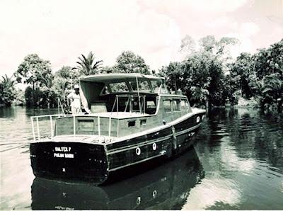 Old Time Sungai Siak